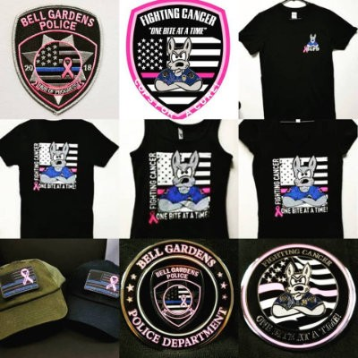 Get your Pink Patch Gear Today!